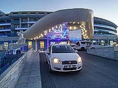 Antalya otel rent a car