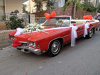 Klasik Araba Kiralama Antalya